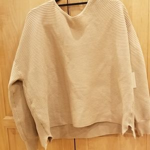 14th & Union Boatneck Ribbed Knit Pullover Sweater